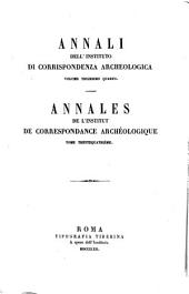Annali dell'Instituto di corrispondenza archeologica: Volume 34