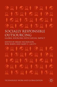 Socially Responsible Outsourcing