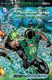 Green Lantern (2011-) #13