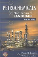 Petrochemicals in Nontechnical Language PDF