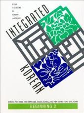 Integrated Korean: Beginning 2