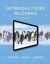 Introductory Algebra: Edition 12