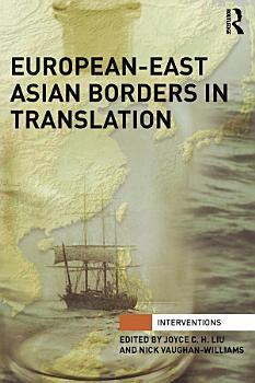 European East Asian Borders in Translation PDF