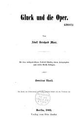 Gluck und die Oper: Band 1