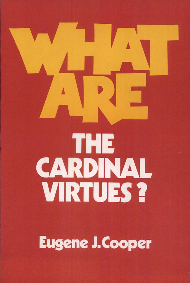 What are the Cardinal Virtues?