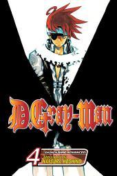 D.Gray-man, Vol. 4: Carnival