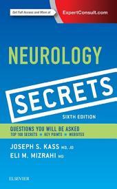 Neurology Secrets E-Book: Edition 6