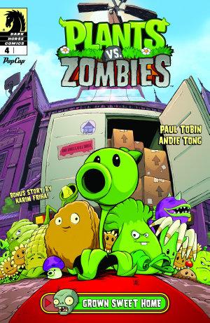 Plants vs  Zombies  4  Grown Sweet Home