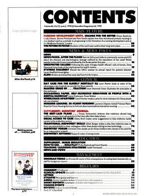 Nursing Times PDF