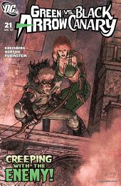 Green Arrow and Black Canary (2007-) #21