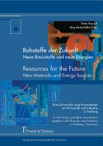 Resources for the future - new materials and energy sources