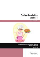 MF1331_1 - Cocina doméstica