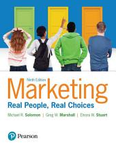 Marketing: Real People, Real Choices, Edition 9