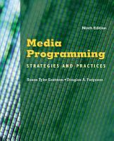 Media Programming  Strategies and Practices PDF