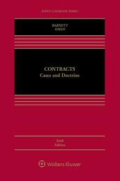Contracts: Cases and Doctrine, Edition 6