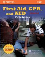 First Aid  CPR  and AED  Standard PDF
