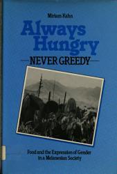 Always Hungry  Never Greedy PDF