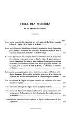Compendium florae Atlanticae: Historique et géographie. Répertoire alphabetique ... (p. 111-219)