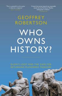 Who Owns History  Book