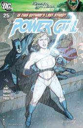 Power Girl (2009-) #25