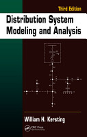 Distribution System Modeling and Analysis  Third Edition PDF