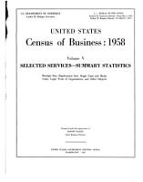 Selected services  summary statistics PDF