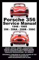 Porsche 356 Owners Workshop Manual 1948 1965