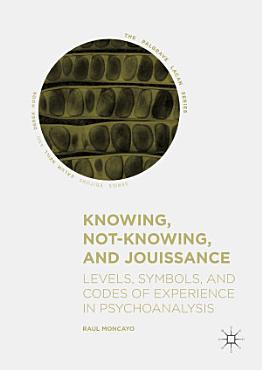 Knowing  Not Knowing  and Jouissance PDF
