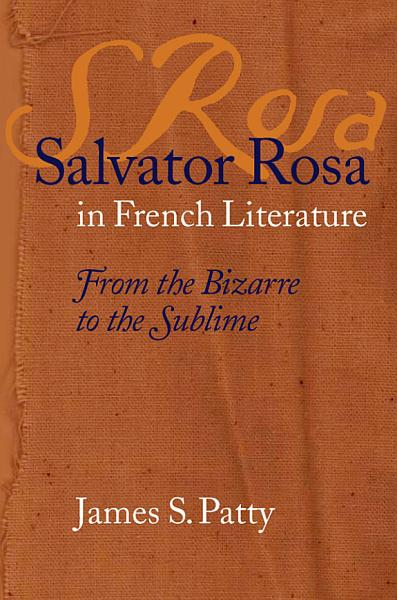 Download Salvator Rosa in French Literature Book