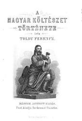 A magyar költészet története as ösidöktöl Kisfaludy Sándorig
