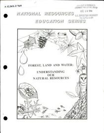 Forest  Land  and Water PDF
