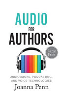 Audio For Authors Large Print