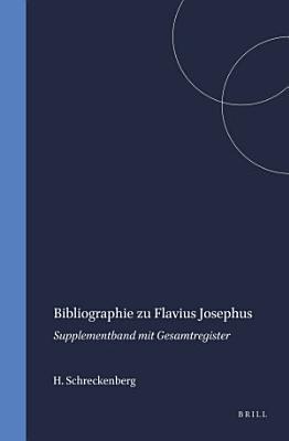 Bibliographie zu Flavius Josephus PDF