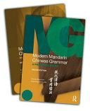 Modern Mandarin Grammar and Workbook Bundle PDF