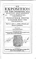 The Workes of Iohn Boys  etc PDF