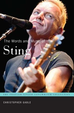 The Words and Music of Sting PDF