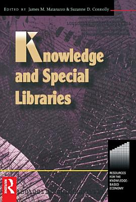 Knowledge and Special Libraries PDF