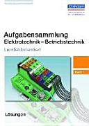 Aufgabensammlung Elektrotechnik   Betriebstechnik PDF