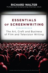 Essentials of Screenwriting Book