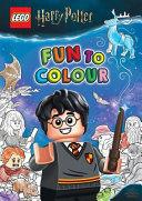 LEGO Harry Potter  Fun to Colour PDF