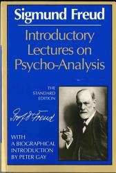 Introductory Lectures On Psychoanalysis Book PDF