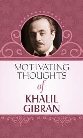 Motivating Thoughts of Khalil Gibran