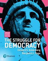 Struggle for Democracy  The  2016 Presidential Election Edition PDF