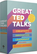 Great Ted Talks Boxed Set Book PDF