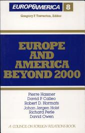 Europe and America Beyond 2000