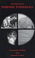 Handbook of Forensic Pathology PDF