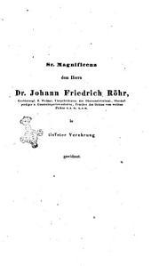 Römische Alterthumskunde in drei Perioden bearbeitet von Dr. Gustav Zeiss