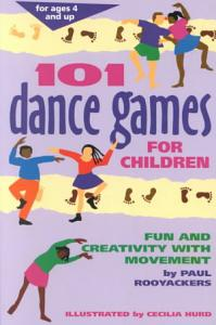 101 Dance Games for Children PDF