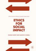 Ethics for Social Impact