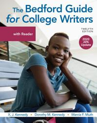 The Bedford Guide For College Writers With Reader Apa Reprint PDF